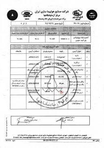 سیستم سه لایه زینک ریچ - شرکت صنایع هواپیماسازی ایران (2)