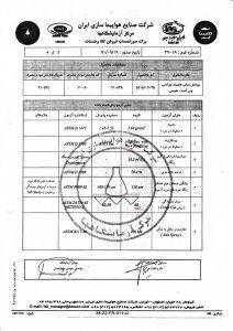 سیستم سه لایه زینک ریچ - شرکت صنایع هواپیماسازی ایران (3)