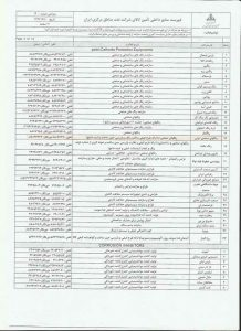 وندور شرکت نفت مناطق مرکزی ایران