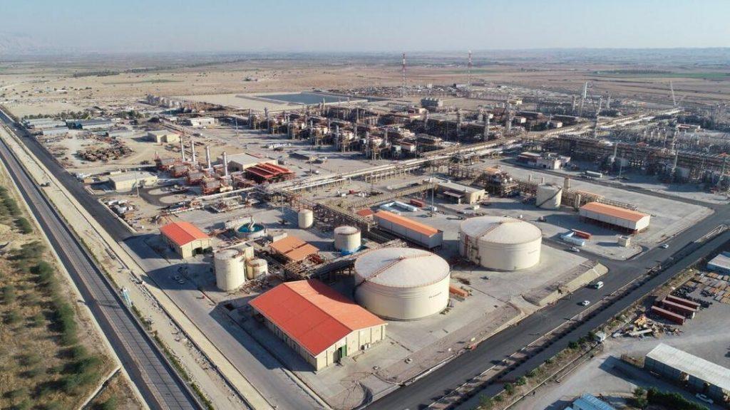 مشارکت شرکت رنگ های صنعتی ایران در بزرگترین پروژه صنعت گاز خاور میانه